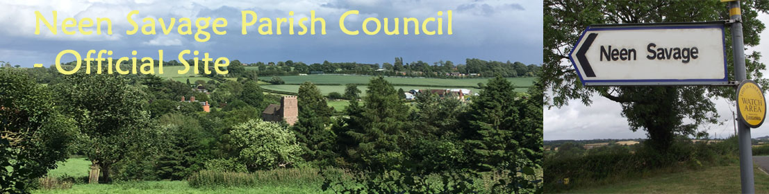 Neen Savage Parish Council – Official Site